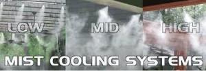 mist cooling dubai